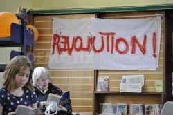 Librarians revolt!