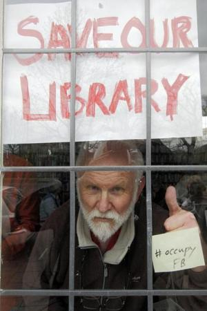 Save the Library